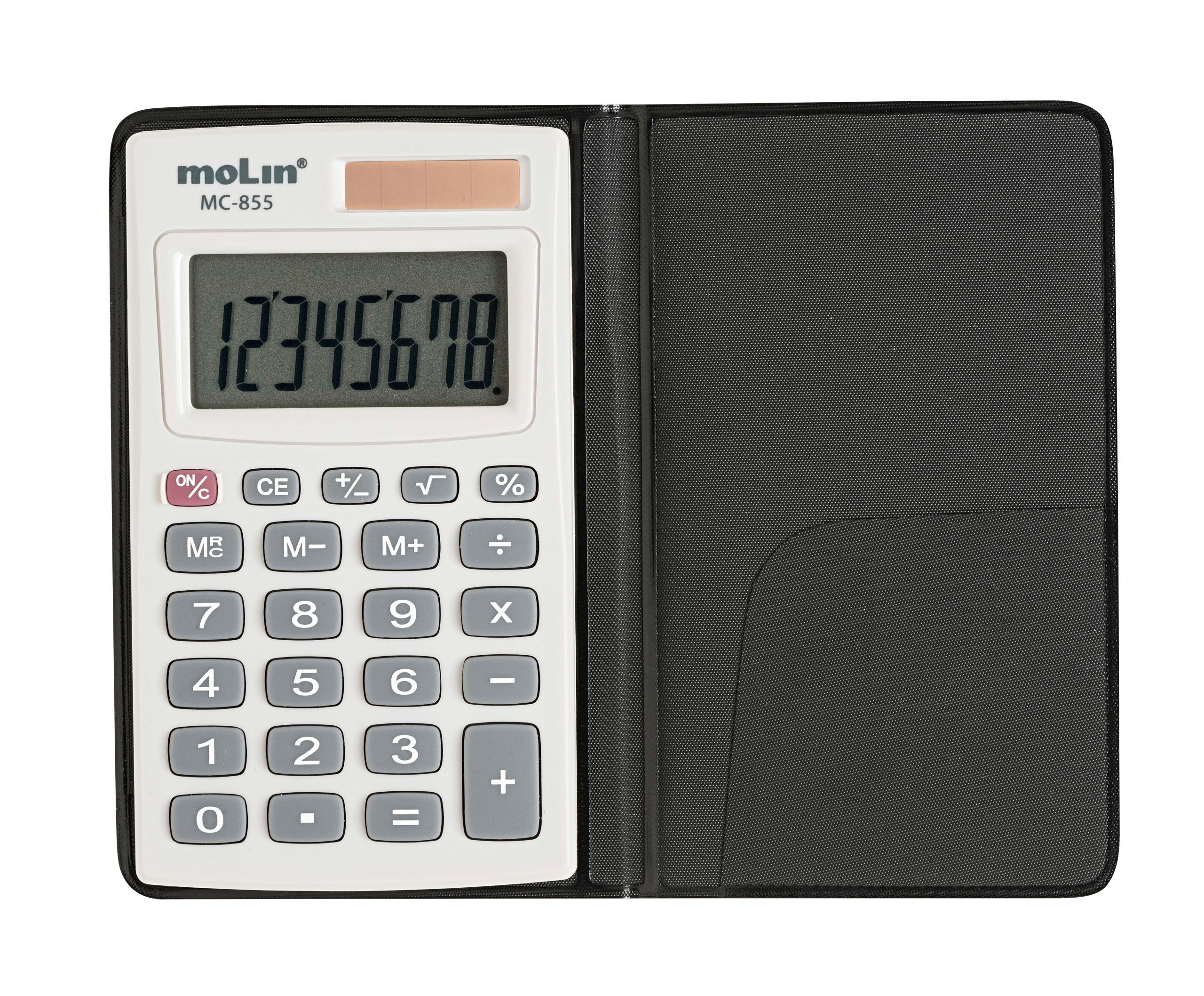 CALCULADORA DE BOLSO 8 Dígitos MC 8