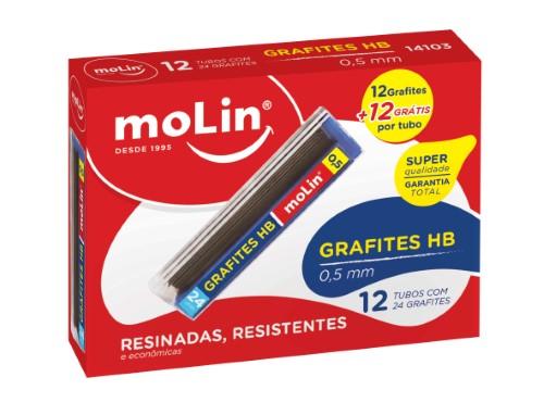 GRAFITES 0,5 mm HB
