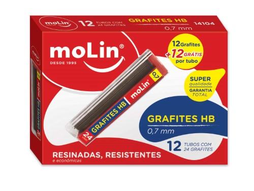 GRAFITES 0,7mm HB