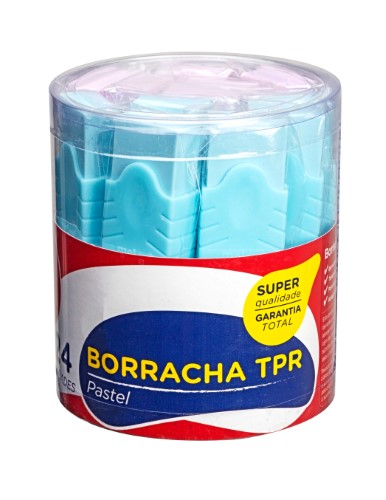 BORRACHA TPR PASTEL
