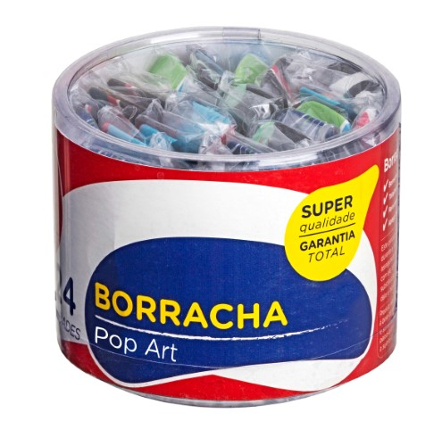 BORRACHA POP ART